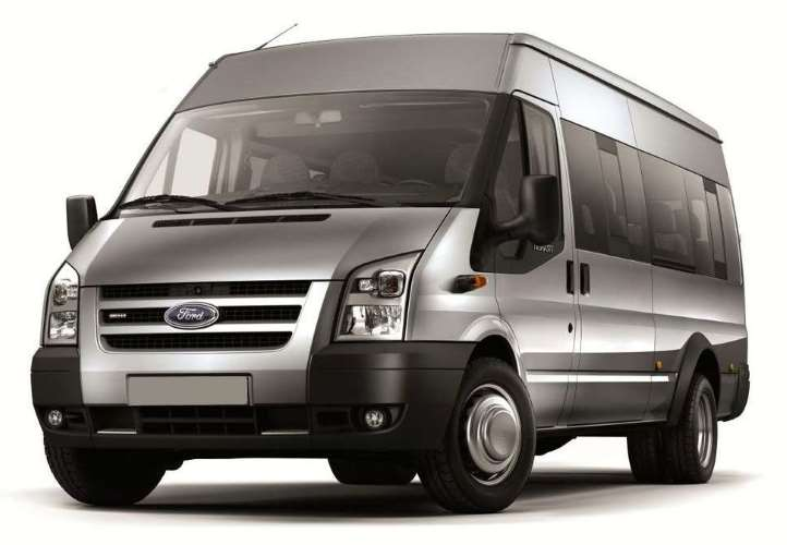 Minibus Hire in Burton on Trent and derby - 8 to 16 seater